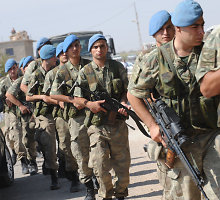 Rusijos gynybos ministerija: Turkija planuoja veržtis į Siriją
