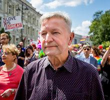 "Parlamentaras Vytautas Matulevičius: ""Būtina įteisinti homoseksualų partnerystę"""