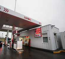 "Kas slypi už ""Lukoil"" degalines perkančios ""Amic Energy""?"