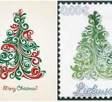 Bręsta skandalas dėl šiųmečių pašto ženklų: kai kurie atrodo kaip įžūlus plagiatas