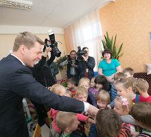 Vilniaus valdžios pažadai po metų: į brangius privačius darželius – prašom, o valstybinių teks palaukti