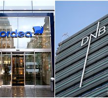"""DNB ir """"Nordea"""" paslaugų kainos skiriasi: kaip bus po susijungimo?"""