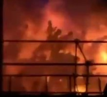 Per sprogimą pramogų parke Taivane sužeista daugiau kaip 500 žmonių