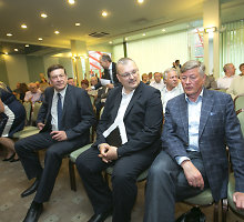 Partijų rinkimų sąrašų veidai: tikrų lyderių jau nebeliko?