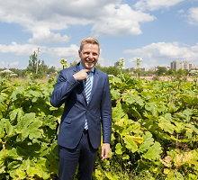 """Tiesa ar melas? Vilniaus meras Remigijus Šimašius: """"Pavyko stabilizuoti miesto įsiskolinimus"""""""