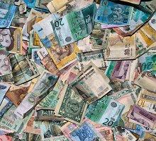 Iš namo Šilutėje dingo auksas, pinigai ir pistoletas