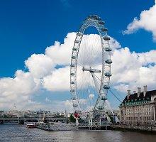 Seniausiame vaizdo klipe matyti, kaip 1890-aisiais atrodė Londonas
