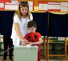 Kipro politikus sukrėtė rekordiškai žemas rinkėjų aktyvumas – tik 67 proc.