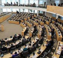 Seimas priėmė pataisas, kurios litvakams užtikrins Lietuvos pilietybę