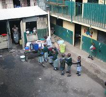 Nairobio lūšnynų istorijos: stebuklai gali vykti net rajone, kurį lankstu aplenkia policija