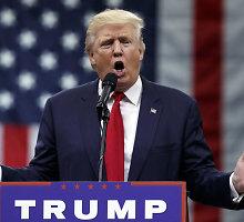 Milijardierius, norintis tapti prezidentu: 20 svarbiausių D.Trumpo biografijos faktų