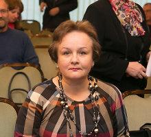 Durys į Europos Parlamentą vėl veriasi konservatorei Laimai Andrikienei