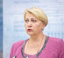 Prisiekė finansų ministrė Rasa Budbergytė