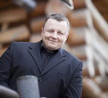 """zmones24.lt/Foto naujienai: Gediminas Juodeika: """"Galėčiau kurti kulinarinį šou"""""""
