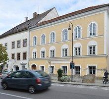 Austrijos valdžia siekia nusavinti Adolfo Hitlerio vaikystės namą