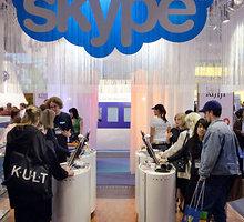 """Rusija sumanė sukurti """"Skype"""" analogą"""