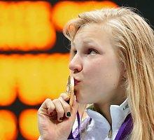 Olympic champion Rūta M