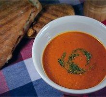 Trinta itališka pomidorų sriuba