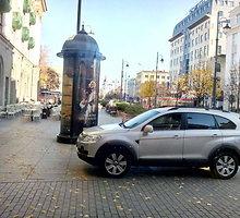 Nauja parkavimo vieta Vilniuje