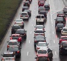 Rugsėjo spūstys – čia pat: eismo ekspertų patarimai