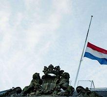 Nyderlandai naikins dvigubą pilietybę su terorizmu siejamiems asmenims