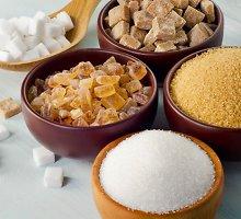 Cukraus alternatyvos: ar jos sveikos?