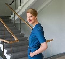 """Į TV eterį grįžusi Rimantė Kulvinskytė: """"Tai, kad vedu laidą, yra didelis dukros nuopelnas"""""""