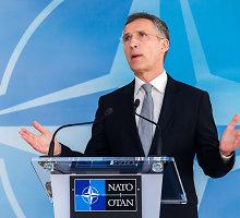 Britų pasitraukimas iš ES verčia NATO dar labiau stiprinti pozicijas
