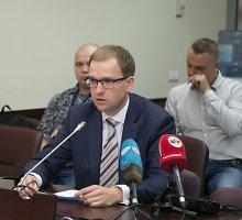 Vytautas Gapšys žada atsisakyti ir kandidato į Seimo narius imuniteto
