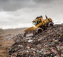 Lietuva skęsta atliekose, kurių nepriima sąvartynai ir nėra kur deginti