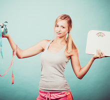Kaip priaugti svorio? Mitybos planas ir gydytojos dietologės Žanos Antonovos patarimai