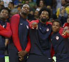 JAV rinktinė pasiuntė grėsmingą signalą Lietuvai, Ispanijai ir visam krepšinio elitui
