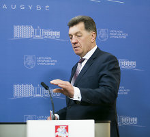 Algirdas Butkevičius: augo tik vaisių ir daržovių kainos, o kitų produktų – ne