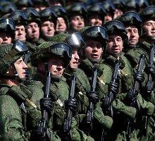 Rusija pradėjo iš anksto neskelbtas dideles karines pratybas Vakarų ir kitose karinėse apygardose