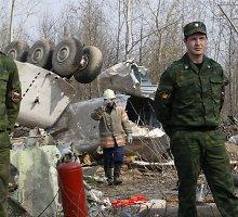 Lenkija pradeda tyrimą dėl Rusijos vaidmens prezidento lėktuvo katastrofoje