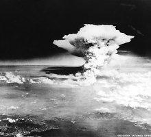 Bombarduotojas ir bombarduotasis: JAV ir Japoniją sieja atominis palikimas