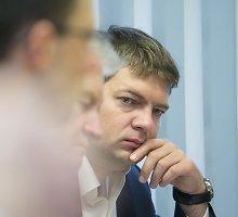 Parlamentarui Andriui Mazuroniui atlikta operacija