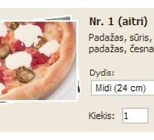 Kainų perskaičiavimas prekybos centruose ir kavinėse: kodėl pabrango pica?