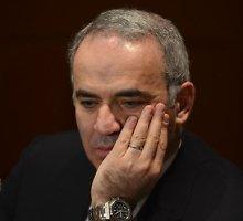 Garis Kasparovas: Vladimiras Putinas yra pavojingesnis už islamistus