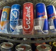 Tikrinama, ar energiniai gėrimai neparduodami nepilnamečiams
