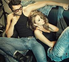 Renkamės džinsus pagal mados pulsą ir figūros ypatumus