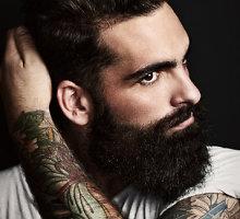 Metroseksualus keičia seksualūs hipsteriai – dangoraižių barzdočiai