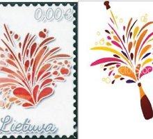 LATGA aiškinsis, ar pašto ženklų konkurso nugalėtojai kūrinius nukopijavo