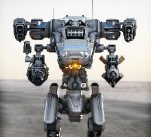 Tikroji grėsmė žmonijai – ne dirbtinis intelektas, o autonominės ginklų sistemos