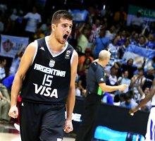 Karščiausi pasaulio krepšinio čempionato žaidėjai: kas žavi ne tik žaidimu?