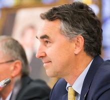 P.Auštrevičius: partija sąrašo lyderį turėtų reitinguoti, o ne paskirti