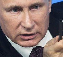 Vladimiras Putinas myli ir yra mylimas, bet kas tas mylimas žmogus – ne jūsų reikalas