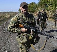 Pskovo ir Riazanės divizijų desantininkai atsisako kautis Donbase