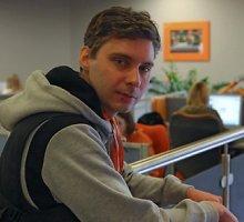Ukrainoje dingęs rusų fotožurnalistas rastas negyvas