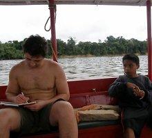 Lietuvis Amazonės džiunglėse: 11. Kelionės pabaiga – euforiją sukelianti civilizacija